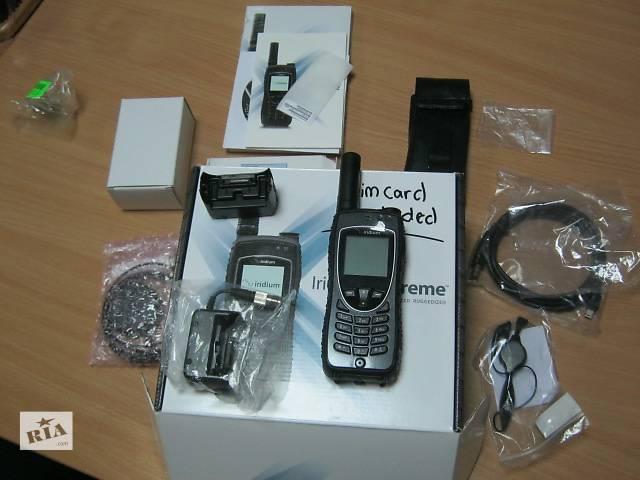 купить бу Спутниковый телефон Iridium Extreme 9575. в Львове