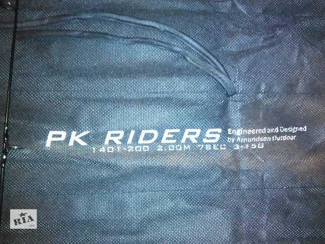 бу Спиннинг Amundson PK RIDERS 1401-200 2.00m 7 sec 3-15g, не дорого в Сумах