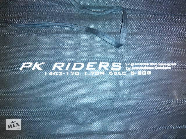 Спиннинг AMUNDSON PK RIDERS 1402-170 1.70 6SEC 5-20G- объявление о продаже  в Сумах