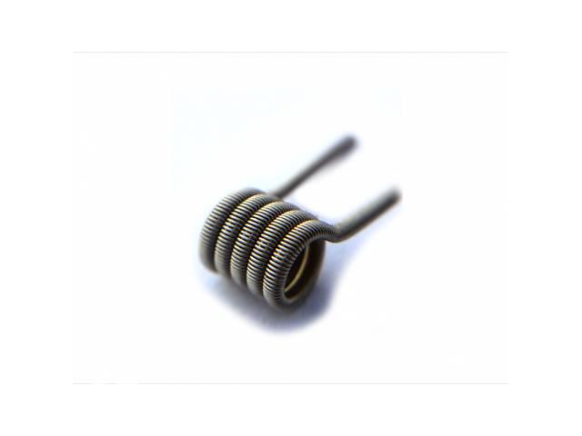 купить бу спираль для атомайзера Fused clapton coil в Полтаве