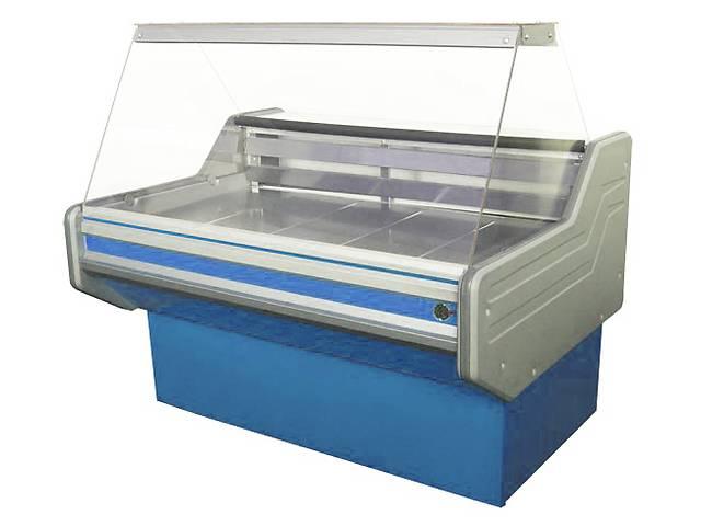 продам  Среднетемпературная холодильная витрина АЙСТЕРМО ВХСК КЛАССИКА 1.5, отменное качество бу в Ровно