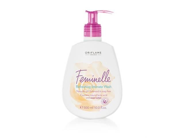 продам Средство для интимной гигиены с розовой водой «Феминэль»  бу в Шумске
