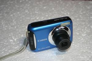 б/у Цифровые фотоаппараты Canon PowerShot A495