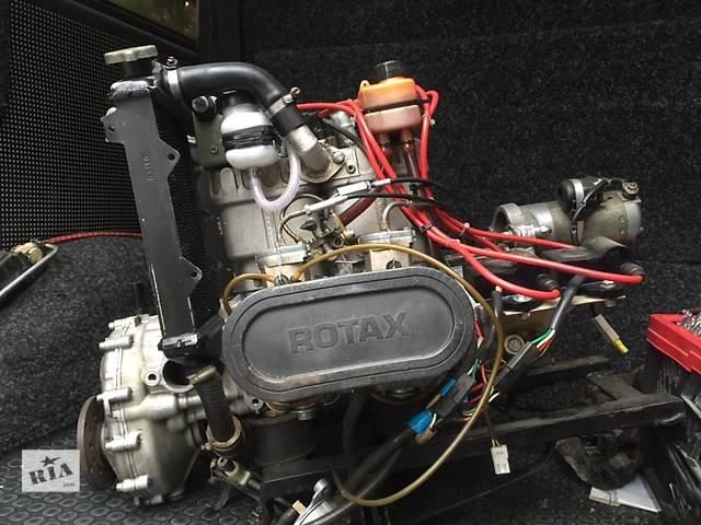 СРОЧНО Двигатель Rotax 582 Bombardier после капремонта- объявление о продаже  в Черновцах