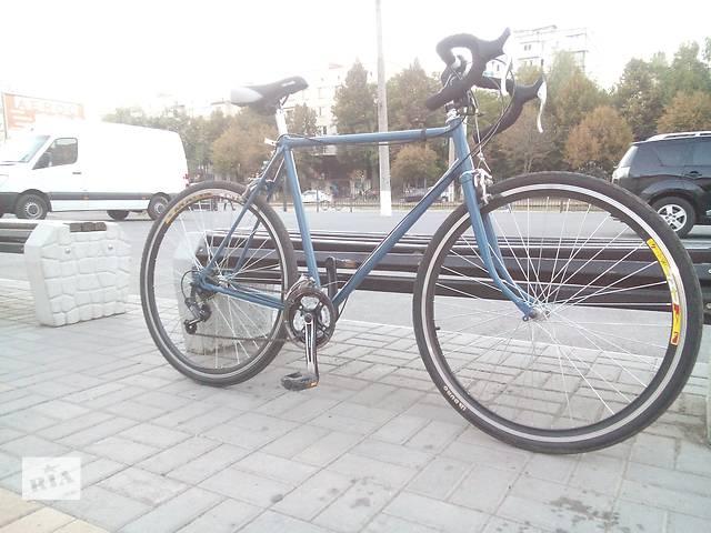 купить бу Срочно!!! Шосейний велосипед на немецкой раме в Виннице