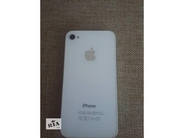 срочно iPhone 4s 16gb Neverlock 100% Original Продаю- объявление о продаже  в Житомире