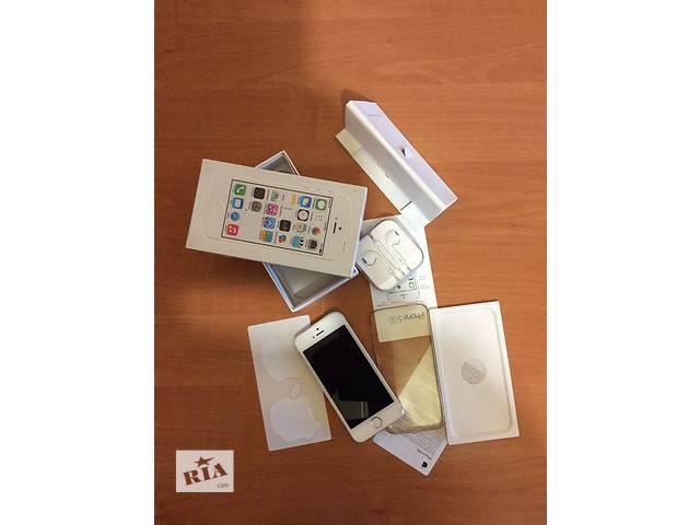 продам Срочно! iphone 5s silver бу в Краматорске