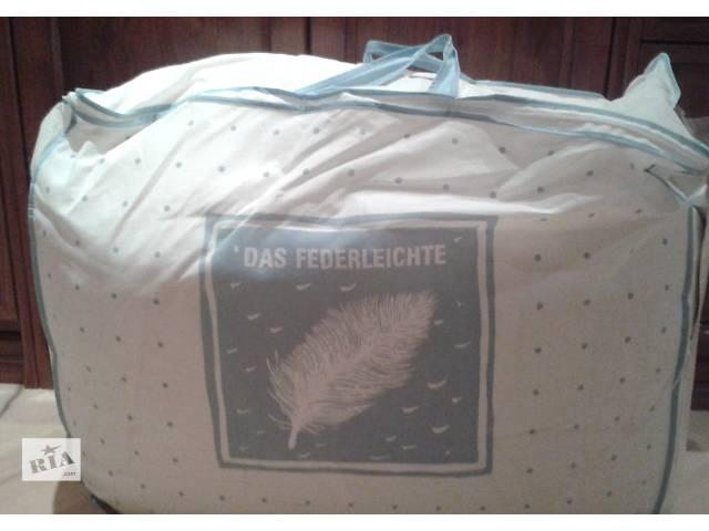 """СРОЧНО! Новое одеяло. Немецкий текстиль """"Textiles Vertrauen""""- объявление о продаже  в Одессе"""