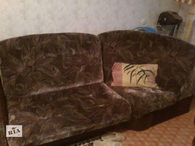 купить бу СРОЧНО!!! Подам мягкий уголок в гостиную. в Чернигове