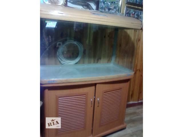 Срочно продам аквариум- объявление о продаже  в Макарове