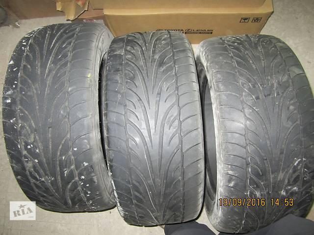 продам Срочно продам Б/у шины для легкового авто Dunlop 225/55R16 бу в Полтаве