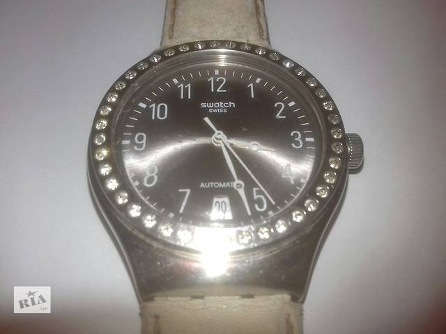 бу Срочно продам часы Swatch Swiss Avtomatic  в Днепре (Днепропетровск)