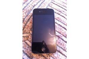 б/у Имиджевые мобильные телефоны Apple Apple iPhone 4