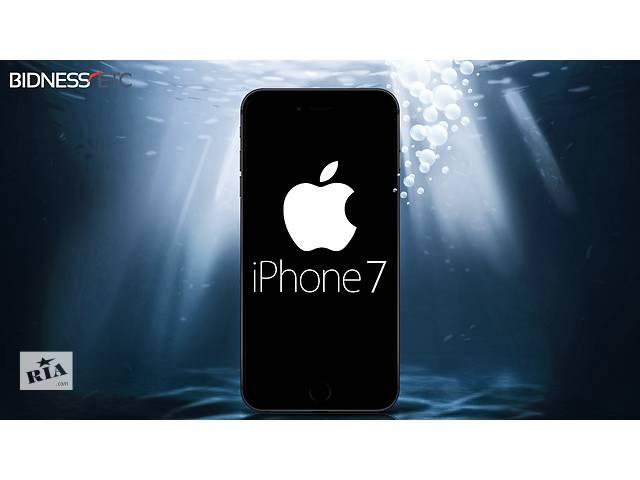 Срочно продам iPhone 7 на 128 Gb в Киеве за 1200 USD 4 шт. черн. мат.- объявление о продаже  в Украинке
