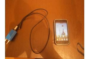 б/у Сенсорні мобільні телефони LG LG P970 Optimus Black