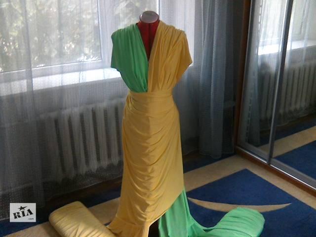 Срочно!Продам ткань!Трикотаж - масло- объявление о продаже  в Харькове