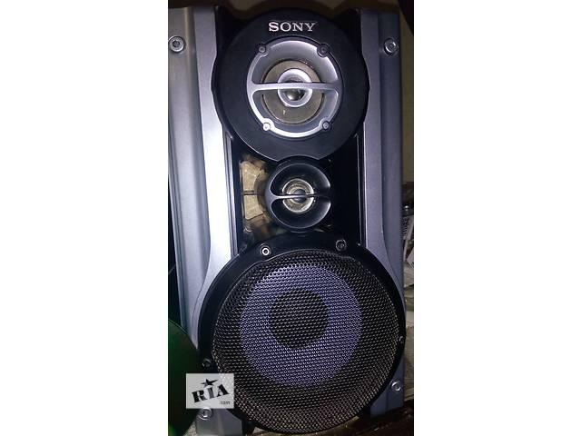 продам срочно продам 3х полосные колонки Sony ss-rg 121 в отличном состоянии  1500 гривен бу в Киеве