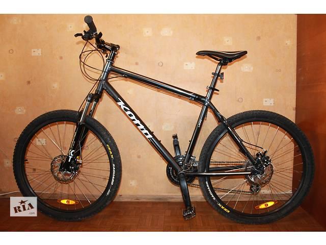 """бу СРОЧНО!!! продам велосипед маунтинбайк Kona Lanai 2013 размер """"20"""" в Борисполе"""