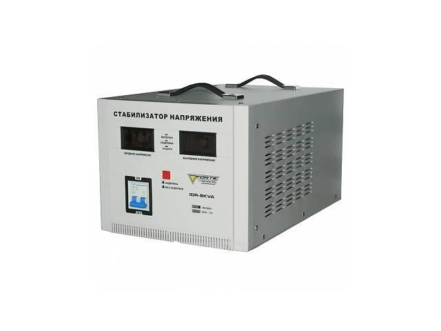 купить бу Стабилизатор напряжения Forte IDR-10kVA в Киеве