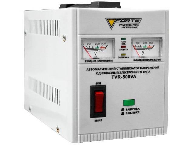 Стабилизатор напряжения 5 кВт TVR-5000VA- объявление о продаже  в Днепре (Днепропетровск)