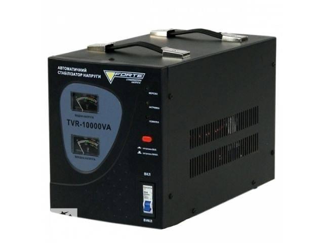 Стабилизатор напряжения TVR-10000VA- объявление о продаже  в Днепре (Днепропетровск)