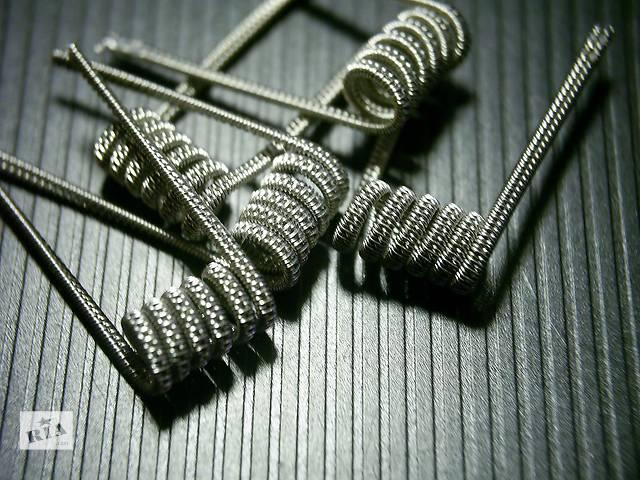 бу Staggered Clapton Coil 2х0,32 мм 3х0,15 мм в Киеве