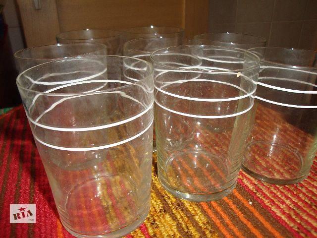 продам стаканы стеклянные бу в Киеве