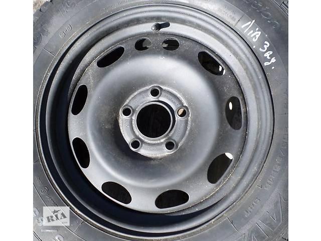 бу Стальні диски R15 5х110 61/2jx15h2 et33 (5x110, 5*110) в Львове