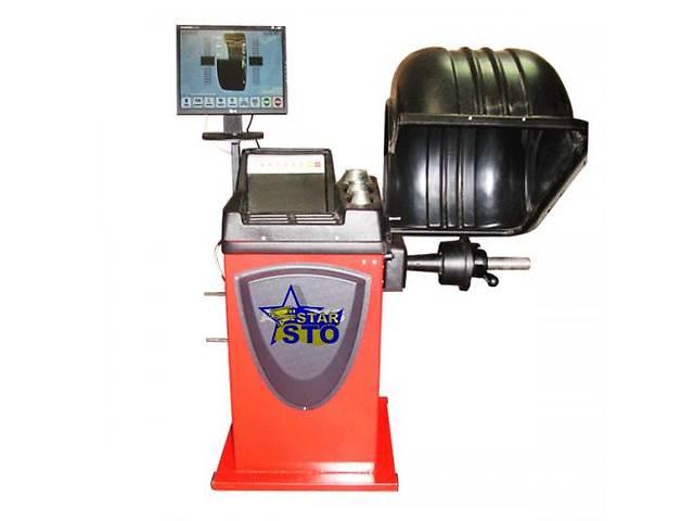продам Станок балансировочный AWB-500 ( мониторный) бу в Киеве