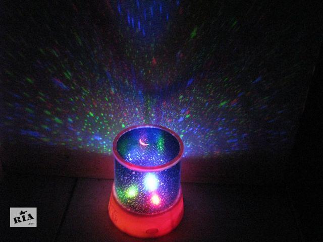 продам Star Master ночник-проектор звездного неба бу в Львове