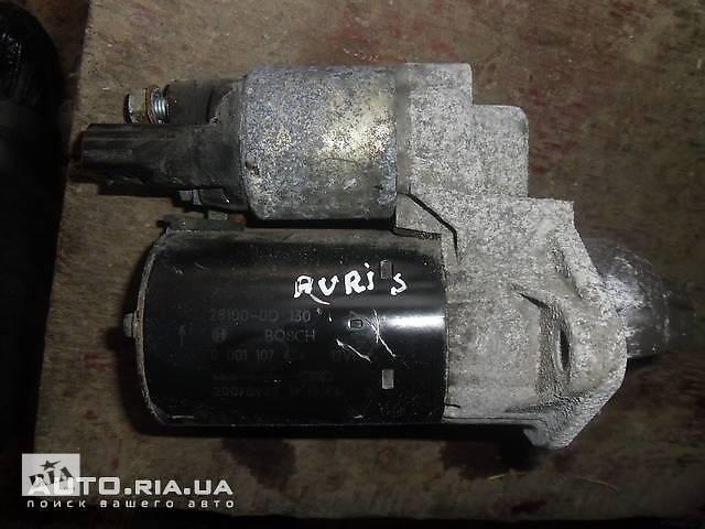 бу Стартер для Toyota Auris в Коломые