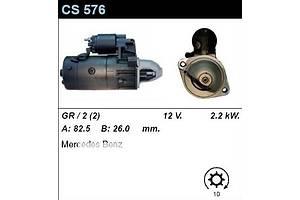 Новые Стартеры/бендиксы/щетки Mercedes T1