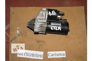 б/у Стартеры/бендиксы/щетки Mitsubishi Carisma