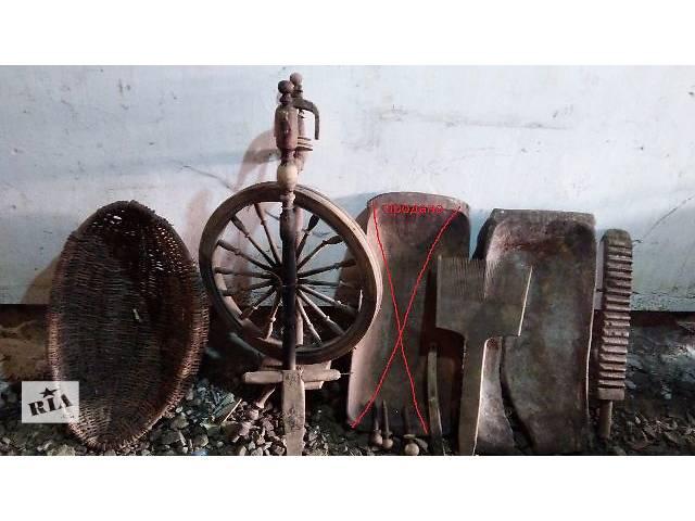 продам Старинная прялка,гребень и разное бу в Шепетовке