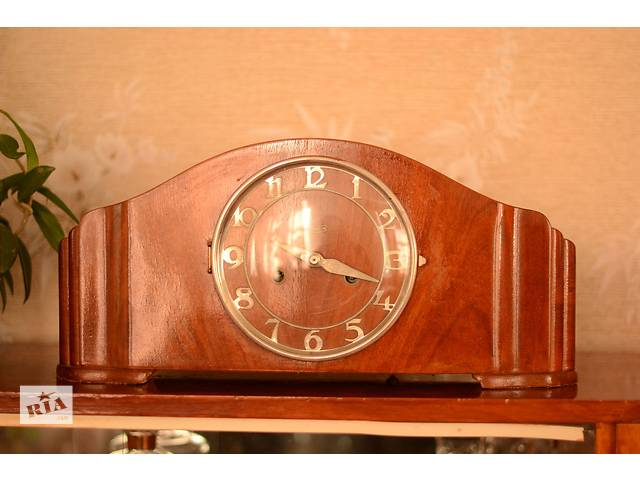 бу Старинные настольные часы в Гуляйполе (Запорожской обл.)