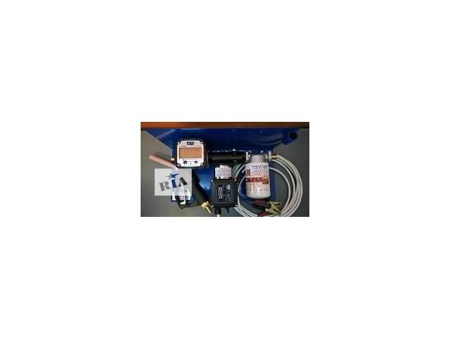купить бу Мини-колонки(АЗС),насосы,счетчики для перекачки дизеля и бензина.Гарантия в Луцке