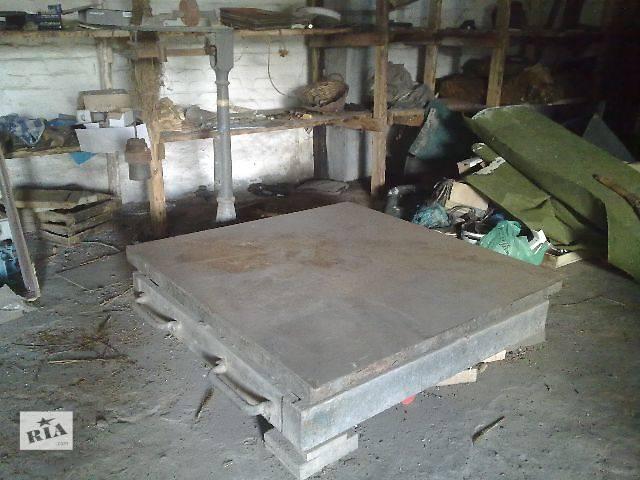 продам Стационарные платформенные механические весы на 3т бу в Донецке
