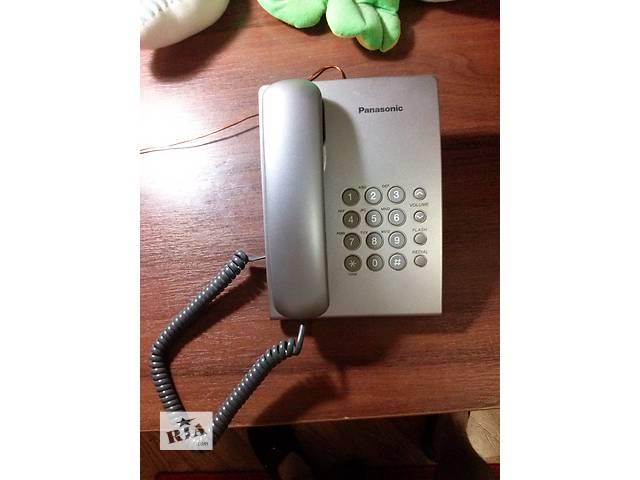 купить бу стационарный телефон panasonic kx-ts2350ua в Одессе