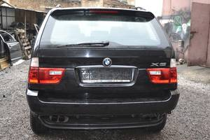 Кришка багажника BMW X5