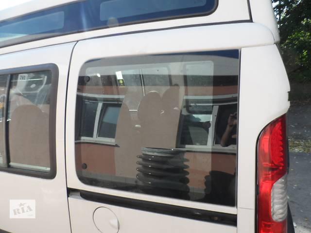продам Стекла задние жабры Фиат Фіат Добло Fiat Doblо 1.9 Multijet бу в Ровно