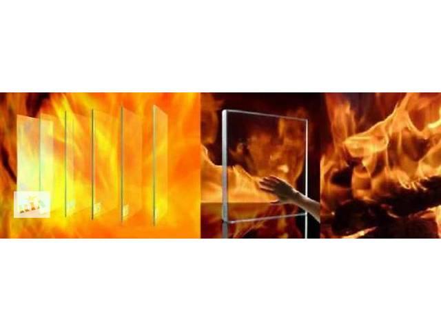 бу Стекло для каминов и печей ROBAX Огнестойкое стекло , огнеупорное в Запорожье