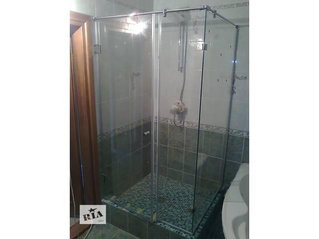 Стекло для ванной и душевой кабины- объявление о продаже  в Одессе