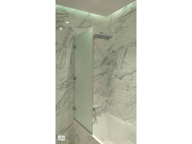 купить бу Стекло для ванной и душевой кабины по индивидуальным размерам в Одессе
