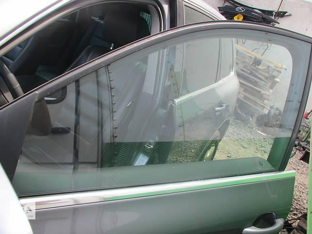 купить бу Стекло двери, любая сторона Volkswagen Touareg (Фольксваген Туарег) 2003-2009p. в Ровно