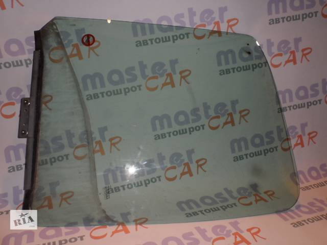 Стекло двери передней Renault Master Рено Мастер Опель Мовано Opel Movano Nissan Interstar 2003-2010.- объявление о продаже  в Ровно