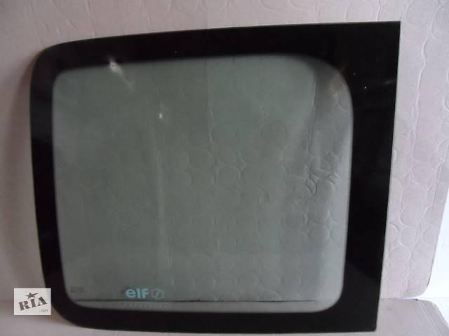 Стекло двери распашонки L левое Рено Маскотт, Маскот, Renault Mascott 2000-2010- объявление о продаже  в Ровно