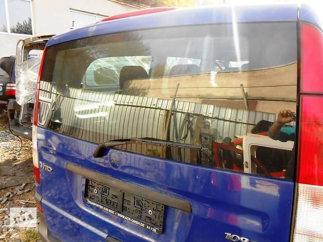 Стекло ляды, скло на ляду Мерседес Вито Віто (Виано Віано) Mercedes Vito (Viano) 639 (109, 111, 115 120)- объявление о продаже  в Ровно
