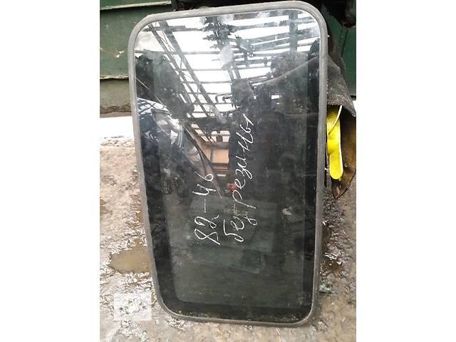 купить бу Стекло люка без резинки в Киеве