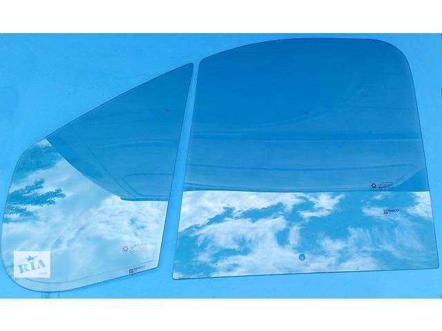 бу Стекло на дверь, Стекло на двери Renault Trafic 1.9, 2.0, 2.5 Рено Трафик (Vivaro, Виваро) 2001-2009гг в Ровно