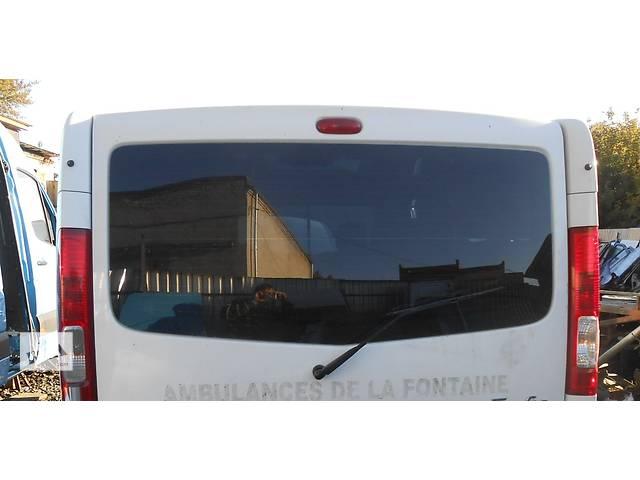 Стекло на ляду, скло ляды Renault Trafic Рено Трафик Opel Vivaro Опель Виваро Nissan Primastar- объявление о продаже  в Ровно
